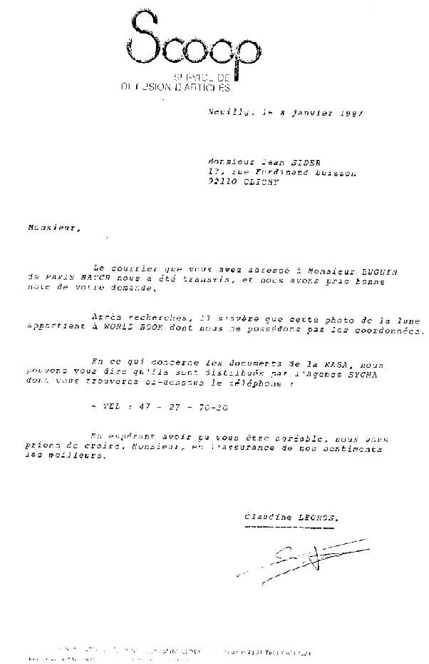 modele de lettre reponse a une demande d explication Quand Jacques Bergier parle de la Terre creuse. modele de lettre reponse a une demande d explication